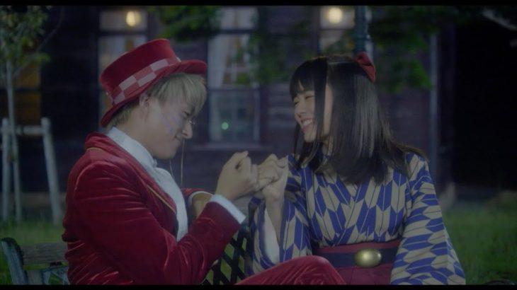 伊原六花主演『明治東亰恋伽』KENNが歌う主題歌「彼ハ誰ノ空」収録の予告編が公開