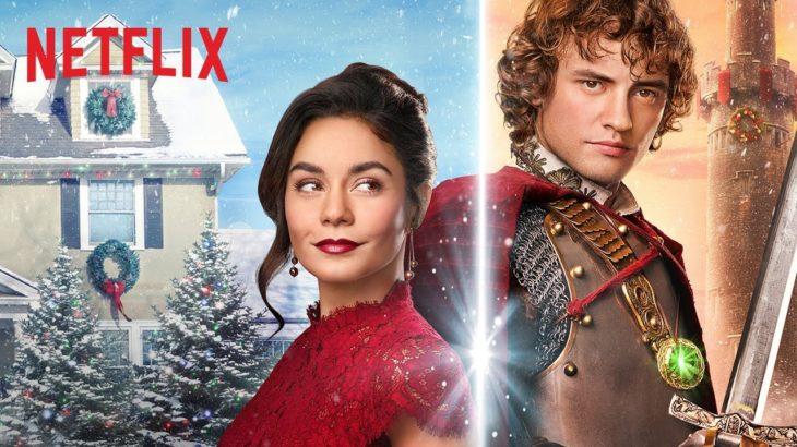 ヴァネッサ・ハジェンズ主演『クリスマス・ナイト 〜恋に落ちた騎士〜』予告編 – Netflix