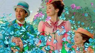 実写とアニメが織り交ぜられたディズニー極上のミュージカル映画『メリー・ポピンズ リターンズ』MovieNEX予告編