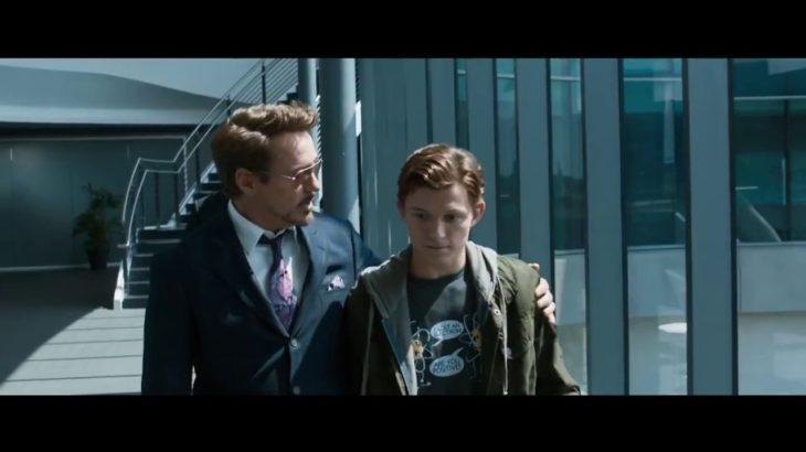 【無料英語リスニング】スパイダーマン:ホームカミングの映画予告でリスニング!