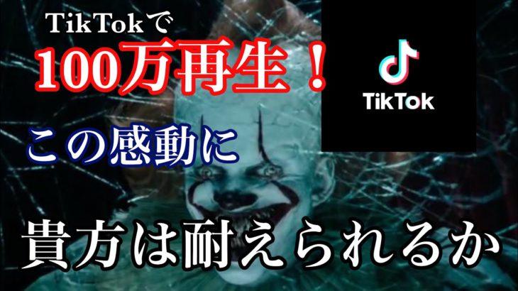 【感動】TikTokで100万再生されたあの感動予告風動画【TikTok】
