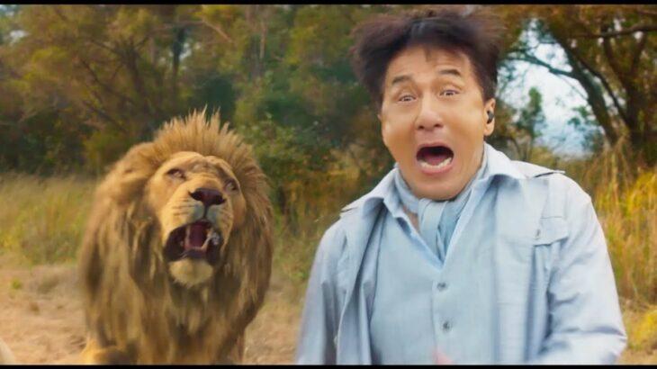ジャッキーチェンが飛ぶ!撃つ!叫ぶ!超ド迫力アクション満載の最新作 映画『プロジェクト V』本予告映像